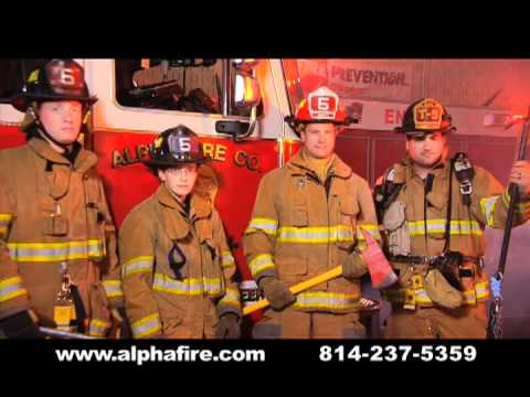 "Alpha Fire Company- ""Do More. Be More"" Television Commercial 3"