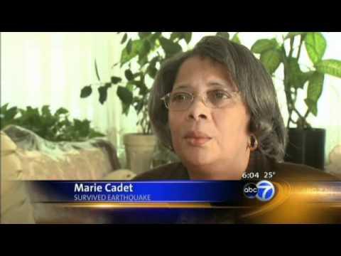 Dr. Dan Ivankovich & Rosite Feteau-Merentie RN - ABC News (Chicago)