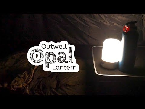 video Outwell Opal Lantern