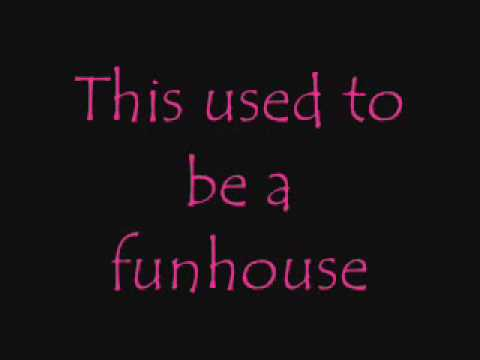 Pink - Funhouse (Lyrics)