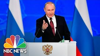 Putin Warns Russia Will Target U.S. If New Nuclear Missiles Are Deployed In Europe   NBC News