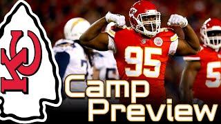 Chiefs Training Camp Preview, Chris Jones - Q&A  |  Kansas City Chiefs news 2019 NFL