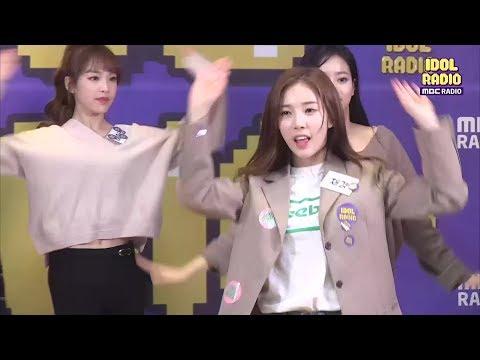 [IDOL RADIO]  ☆에이프릴의 메들리댄스☆