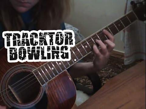 Tracktor Bowling - Шаги по стеклу (cover) instrumental