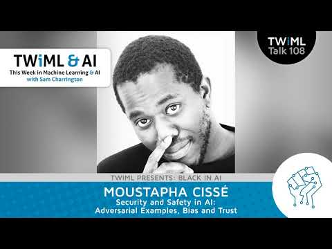 Moustapha Cissé Interview - Security and Safety in AI: Adversarial Examples, Bias and Trust