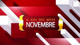 AC Perugia - Il Gol del Mese Novembre i Contendenti