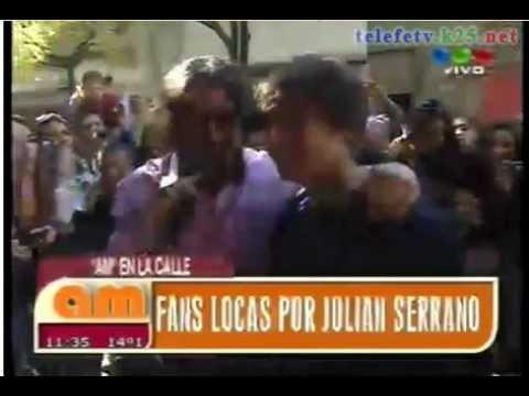 Julian Serrano en AM nota COMPLETA.
