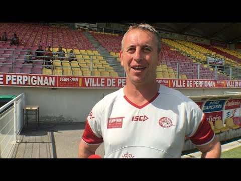Catalans Dragons vs Wigan Warriors
