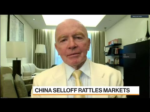 Mobius Says China Crackdown Is Good for Markets Long Term
