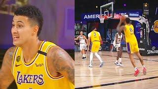 Kyle Kuzma Crazy Game Winner vs Nuggets! Lakers vs Nuggets