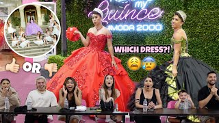Throwing My DREAM QUINCEANERA!! *emotional*   Louie's Life