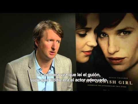 LA CHICA DANESA - Entrevista a Tom Hooper