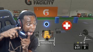 NBA 2K19 MyCareer | I Almost Got Injured Lifting The Heaviest Weights Ep. 5
