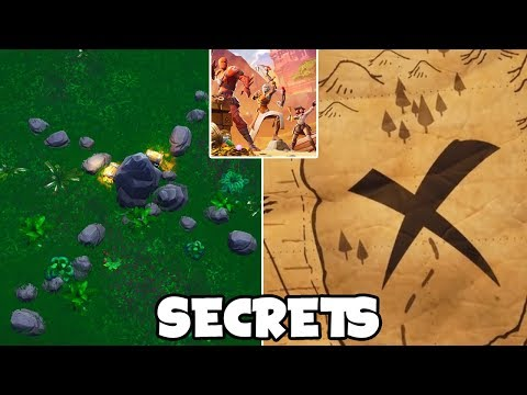 Where Do The Most Chests Spawn In Fortnite