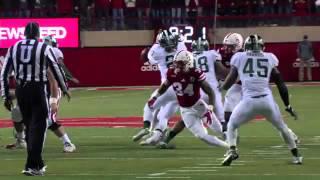 Nebraska vs Michigan State 2015 Comeback upset win with radio announcers The Grand Finale