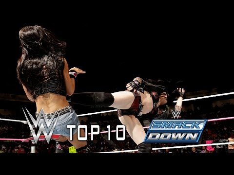 Top 10 WWE SmackDown moments - October 17, 2014