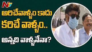 Nandamuri Balakrishna's hilarious and tactful dialogue..
