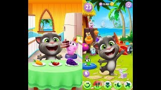 My Talking Tom 2 Android Gameplay part 1