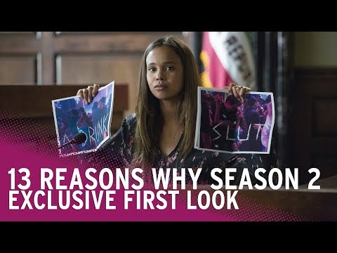 13 Reasons Why | Season 2: FIRST LOOK