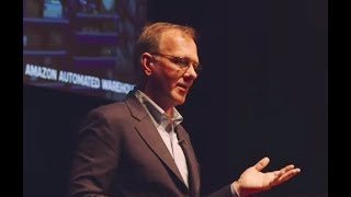 AI & The Future of Work | Volker Hirsch | TEDxManchester