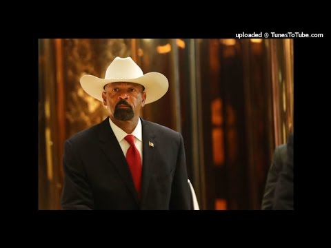 News: Sheriff David Clarke Calls Marc Lamont Scott a 'Jigaboo' on Twitter, Hill Fires Back
