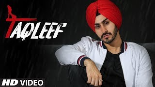 Taqleef – Rohanpreet Singh – Goldboy Video HD