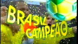 Brasil 2x2 Argentina - Final Copa América 2004 [Jogo Completo]