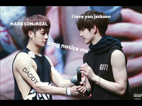 Markson being soft for 5 minutes
