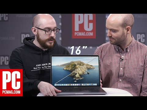 1 Cool Thing: Apple MacBook Pro 16-Inch