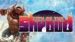 City of the Shroud - Story Trailer
