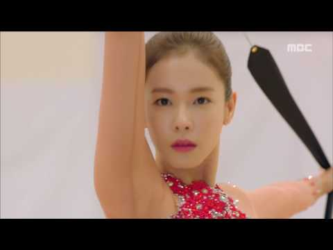 [Weightlifting Fairy Kim Bok Ju] 역도요정 김복주 ep.01 Kyung Soo-jin's rhythmic gymnastics 20161116
