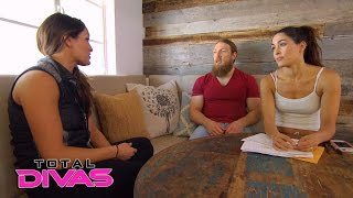Nikki Bella confronts Brie and Daniel Bryan: Total Divas, March 8, 2016