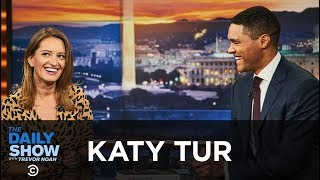 """Katy Tur - On the Road to the Trump White House in """"Unbelievable"""" 