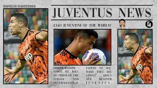 JUVENTUS NEWS || CRISTIANO RONALDO WITH AN EPIC END!