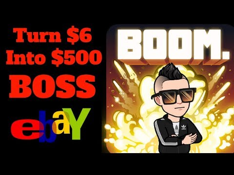 Turn $6 Into $500 In 20 minutes $$ Goodwill Thrift Shopping For Ebay