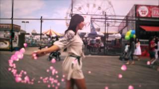 "Jackie Cruz ""Your Love"" music video"