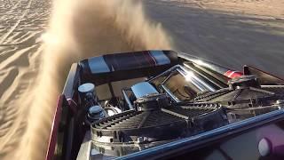 1500hp Sand Car   Testing in Glamis   CBM Motorsports 454ci Twin Turbo
