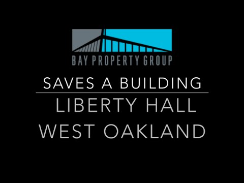 Grand Opening of Liberty Hall, W. Oakland 8/12/14 - Bay Property Group