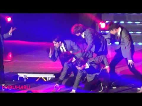 150122 EXO Overdose + Lucky (Sehun) 엑소 중독 + 럭키 (세훈) @ Seoul Music Awards 서울가요대상