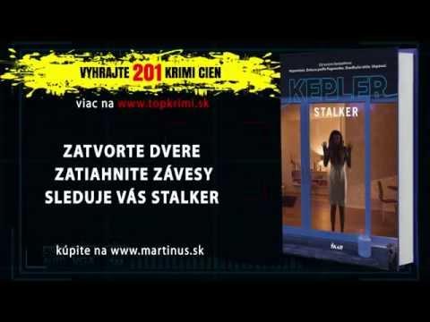 Knižný trailer ku knihe Stalker (Lars Kepler)