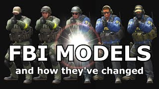 Evolution of the FBI in Counter Strike