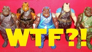 The Dark Side of Bootleg Star Wars Toys - Up at Noon Live!