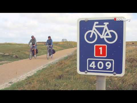 Find Your Way Along Denmark's West Coast Route: Biking in Denmark