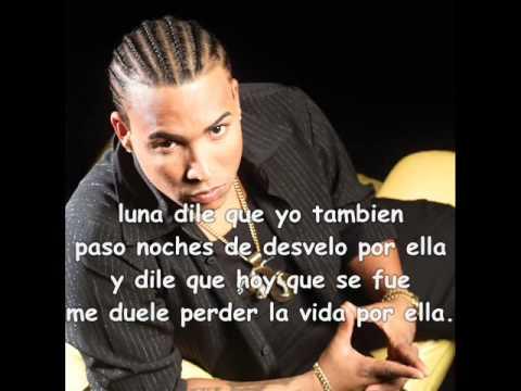 Don Omar - Luna con letra