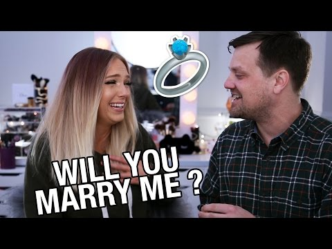 MY BOYFRIEND PROPOSES!