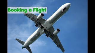 English Conversation: Booking a Flight