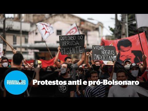 Após protestos em todo país, Toffoli faz apelo a Bolsonaro