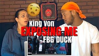 MOM reacts to King Von & FBG Ducks