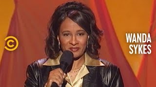 If Marriage Is a Contract, There Should Be a Better Warranty - Wanda Sykes