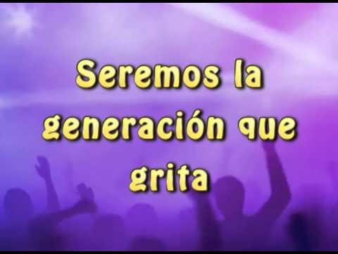 Generación Que Danza (Pista) (Letra) - En Espíritu Y En Verdad